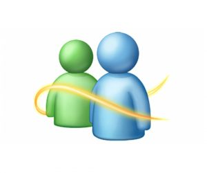 Logo do MSN Mensenger