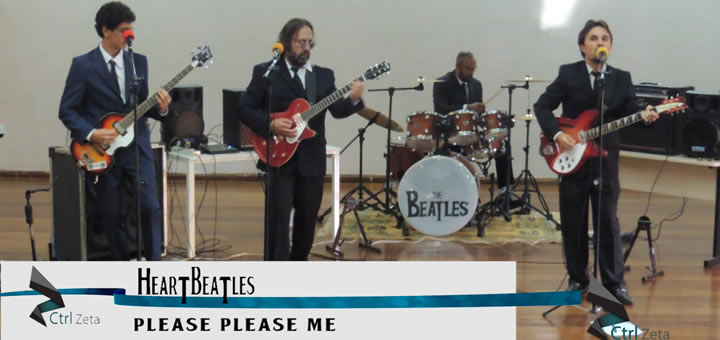 [HeartBeatles] Please Please Me – English Day