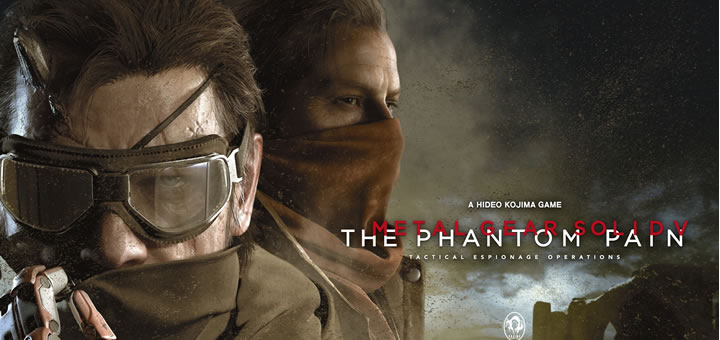 Metal Gear Solid V: The Phantom Pain - Ctrl Zeta