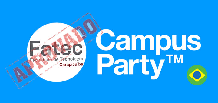 FATEC Carapicuíba na Campus Party