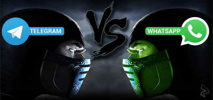 App Kombat – Telegram vs Whatsapp