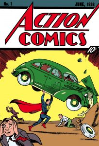Superman: Action Comics #1